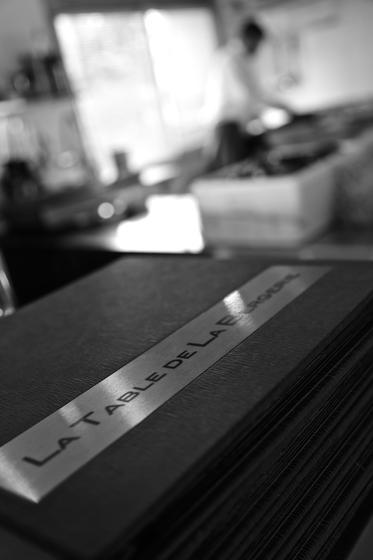 La table de la bergerie valanjou restaurant uit de michelin gids - La table du square chaudefonds sur layon ...
