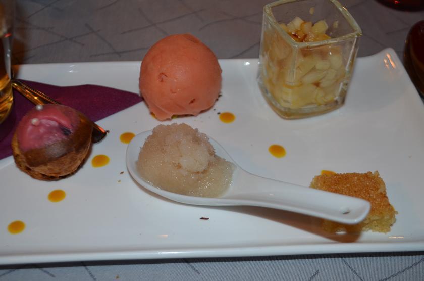 J r my galvan lyon restaurant uit de michelin gids for Extra cuisine lyon