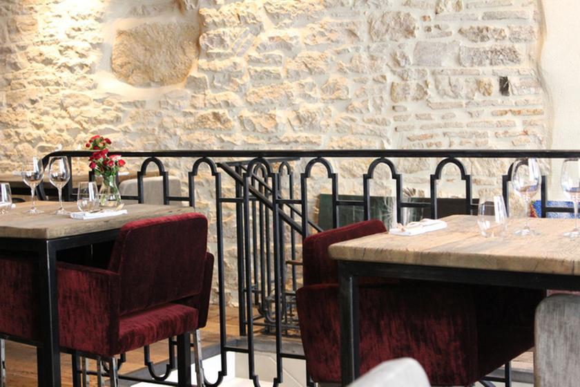 la maison des cariatides dijon a michelin guide restaurant