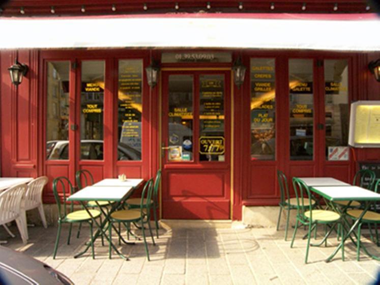 Creperie satory restaurant rue de satory 78000 - Creperie passage des deux portes versailles ...