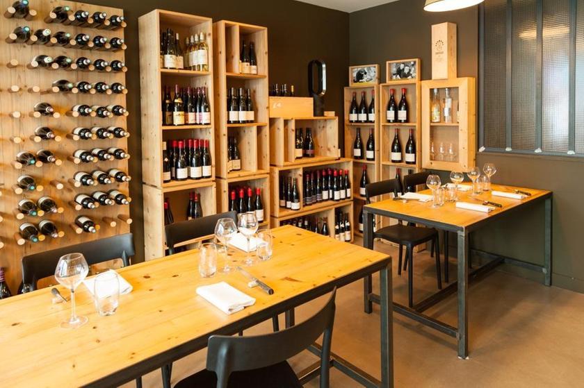 L 39 art et la mani re lyon restaurant uit de michelin gids for Extra cuisine lyon