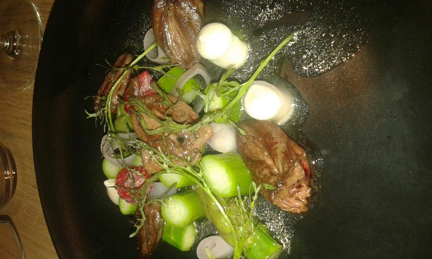 Une cuisine en ville bordeaux a michelin guide restaurant for Une cuisine en ville bordeaux menu