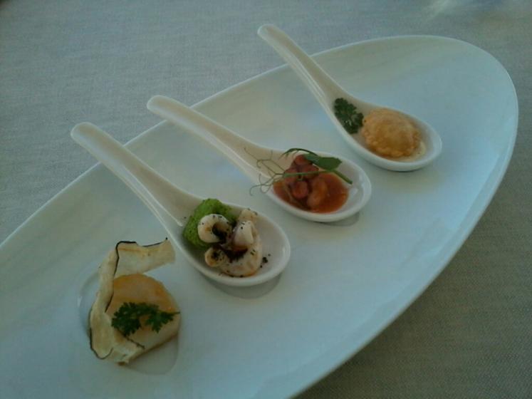 Aroma rome a michelin guide restaurant for Aroma mediterranean cuisine