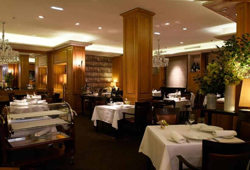 La Table Du Baltimore Neuilly Sur Seine A Michelin Guide Restaurant
