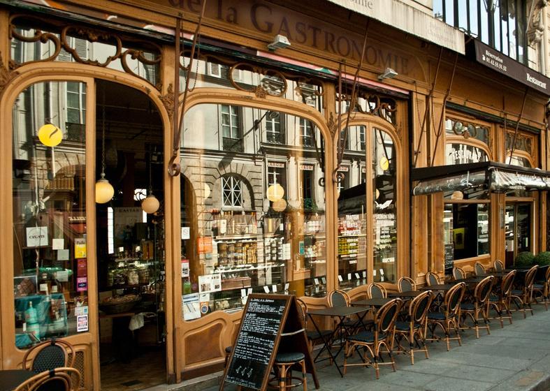 Comptoir de la gastronomie restaurant 34 rue montmartre - Comptoir de la gastronomie ...