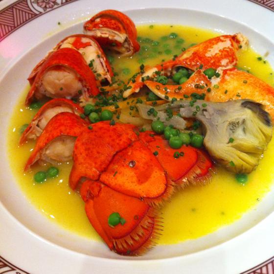 Pierre orsi lyon restaurant uit de michelin gids for Extra cuisine lyon