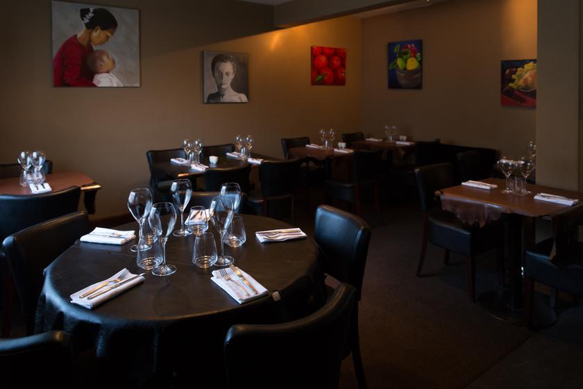 La salle manger marcq en bar ul a michelin guide - Restaurant la salle a manger marcq en baroeul ...