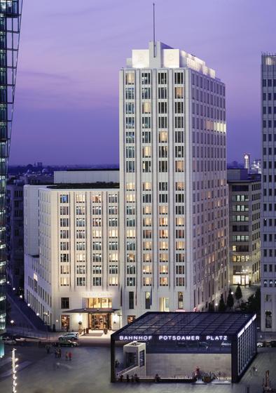 Hotels Marlene Dietrich Platz   Berlin Deutschland