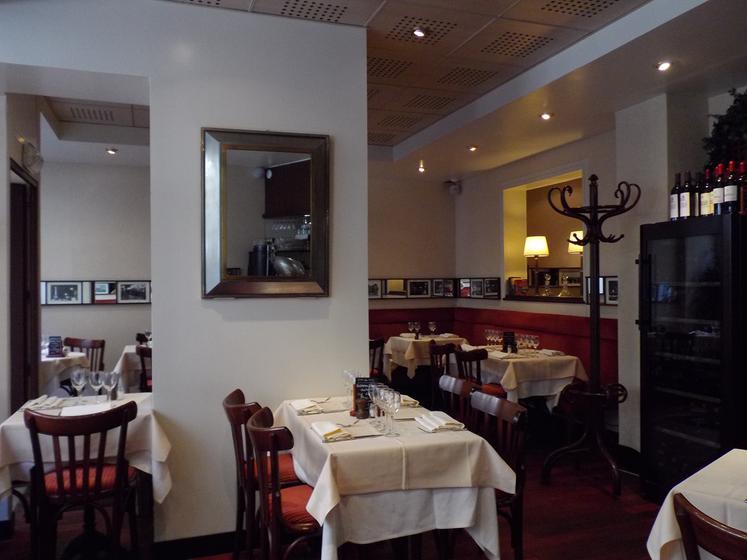 la maison du jardin a michelin guide restaurant
