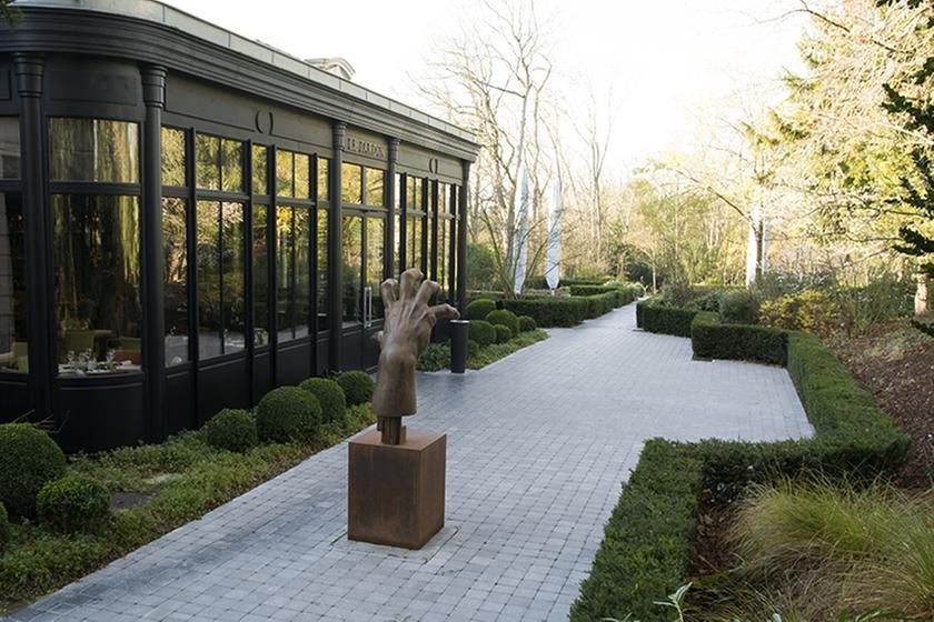 Le jardin les cray res cormontreuil a michelin guide restaurant - Restaurant le jardin reims crayeres ...