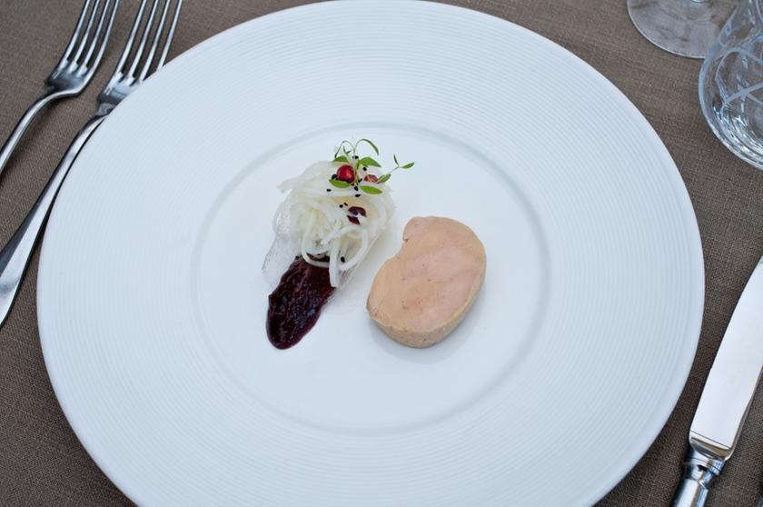 La Rochette Labaroche Restaurant Menu