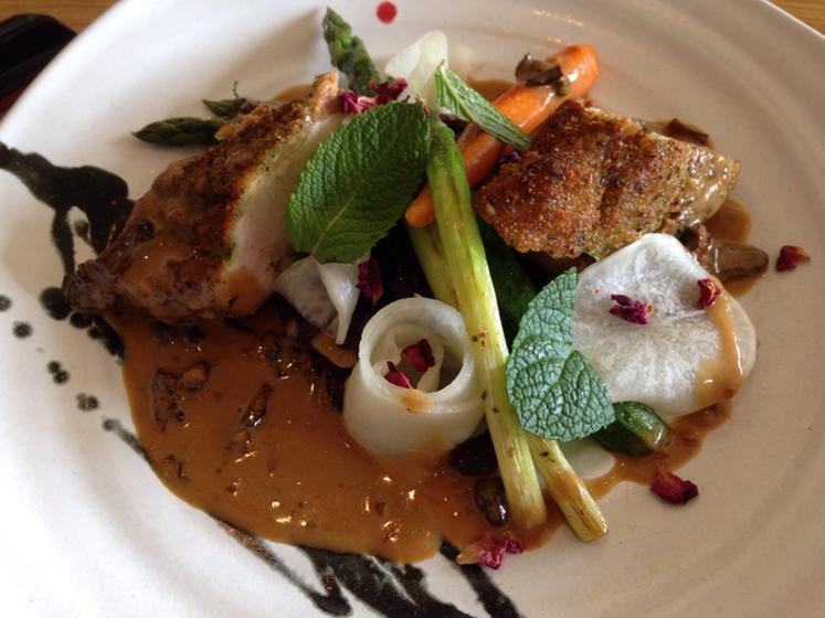 Restaurant La Table De Breizh Cafe Cancale