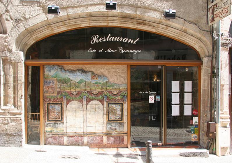 Restaurant Le Puy En Velay Tournayre Menu