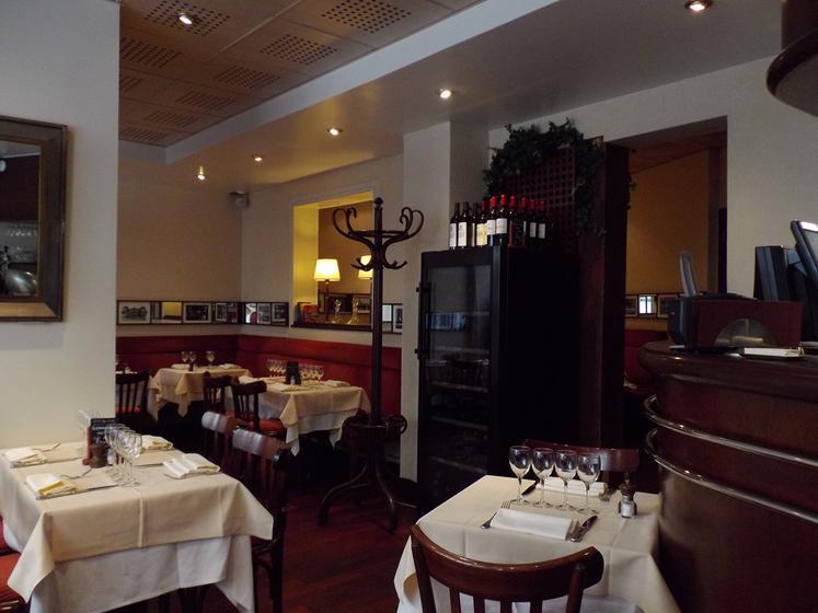 La maison du jardin paris a michelin guide restaurant for Maison du luxembourg restaurant