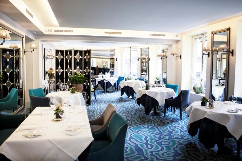 Petrossian le 144 paris a michelin guide restaurant - Boutique michelin paris ...