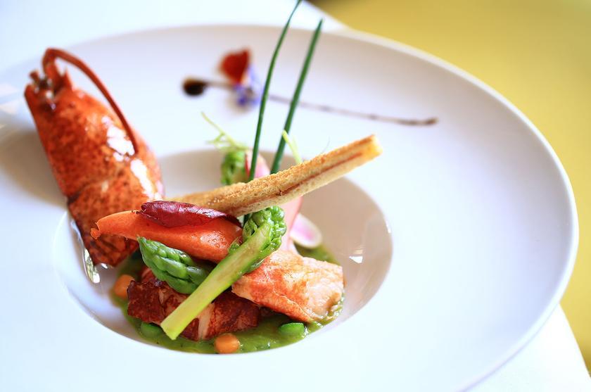 Lou marqu s arles restaurant uit de michelin gids for Cuisine gastronomique