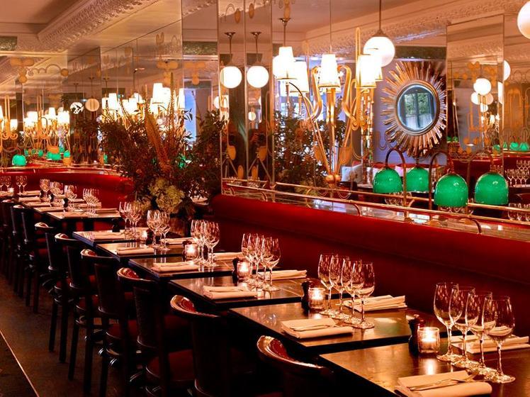 Brasserie Thoumieux By Sylvestre Paris A Michelin