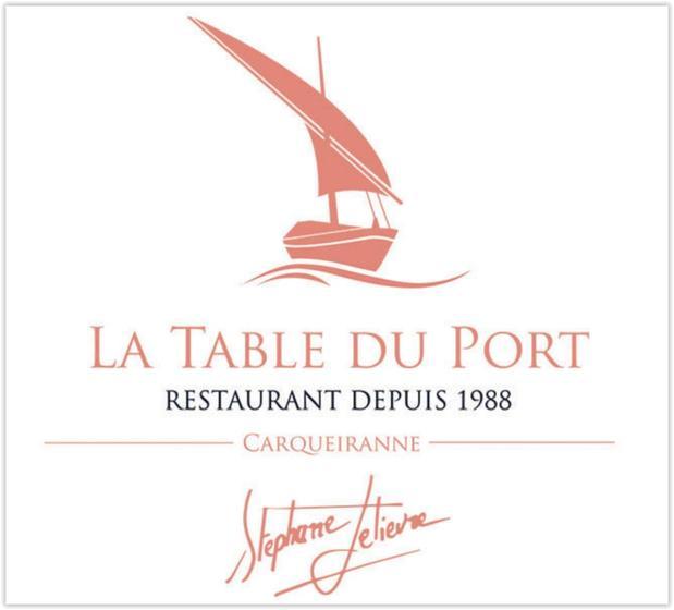 La table du port restaurant 39 avenue du g n ral de gaulle 83320 carqueiranne adresse horaire - Restaurant carqueiranne port ...