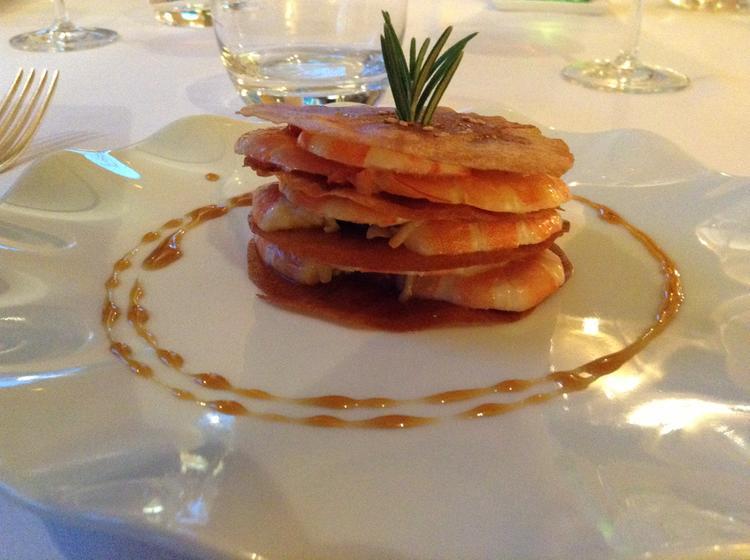 Restaurant A St Aubin Du Medoc