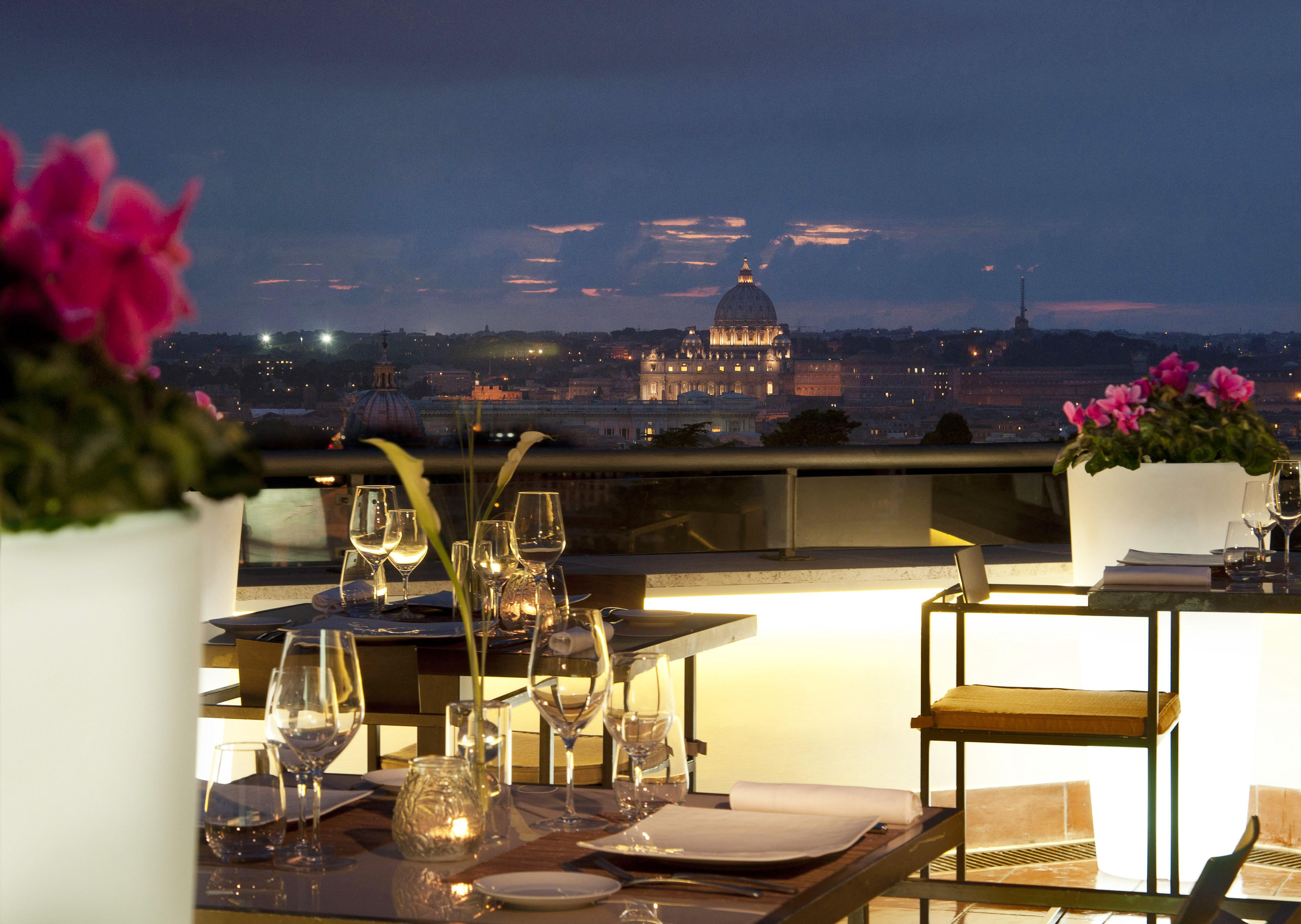 La Terrazza - Rome : a Michelin Guide restaurant