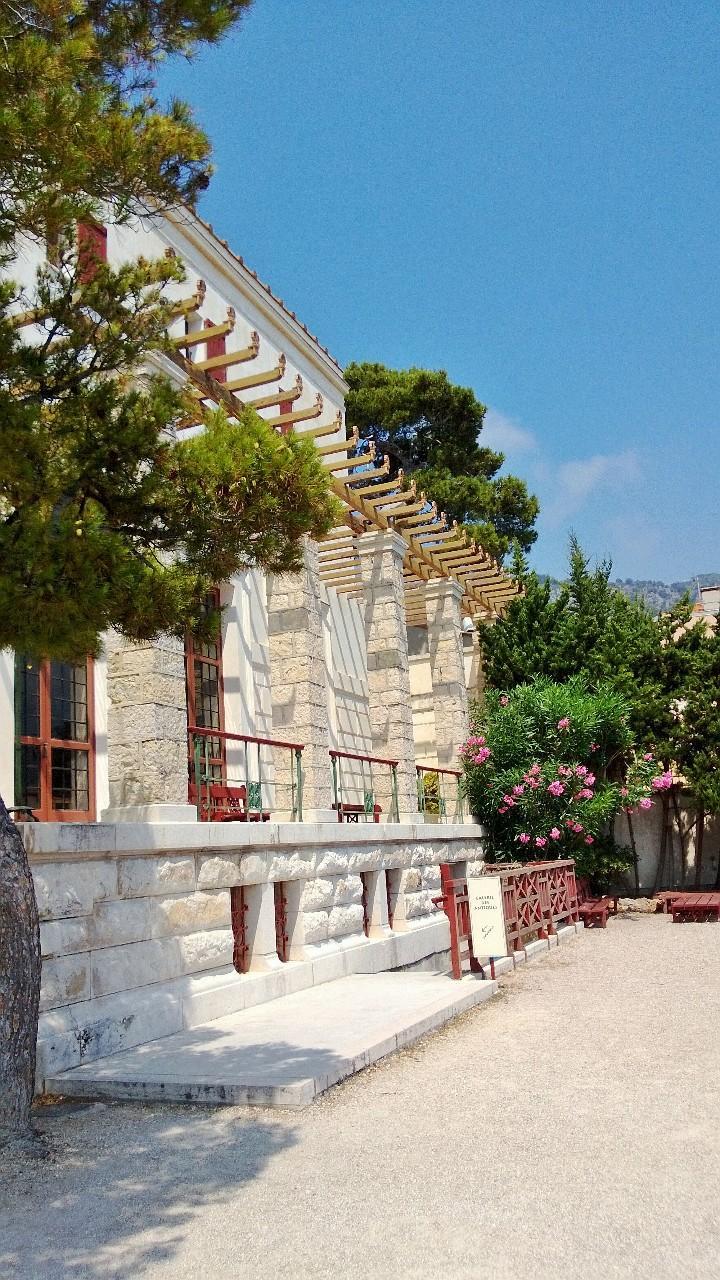 Villa grecque k rylos tourisme beaulieu sur mer viamichelin - Meteo beaulieu sur mer ...