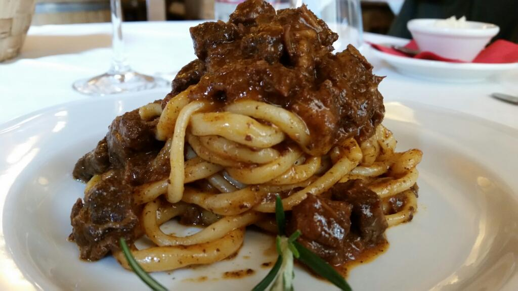 Osteria perill castiglione d 39 orcia a michelin guide restaurant - Osteria del leone bagno vignoni ...