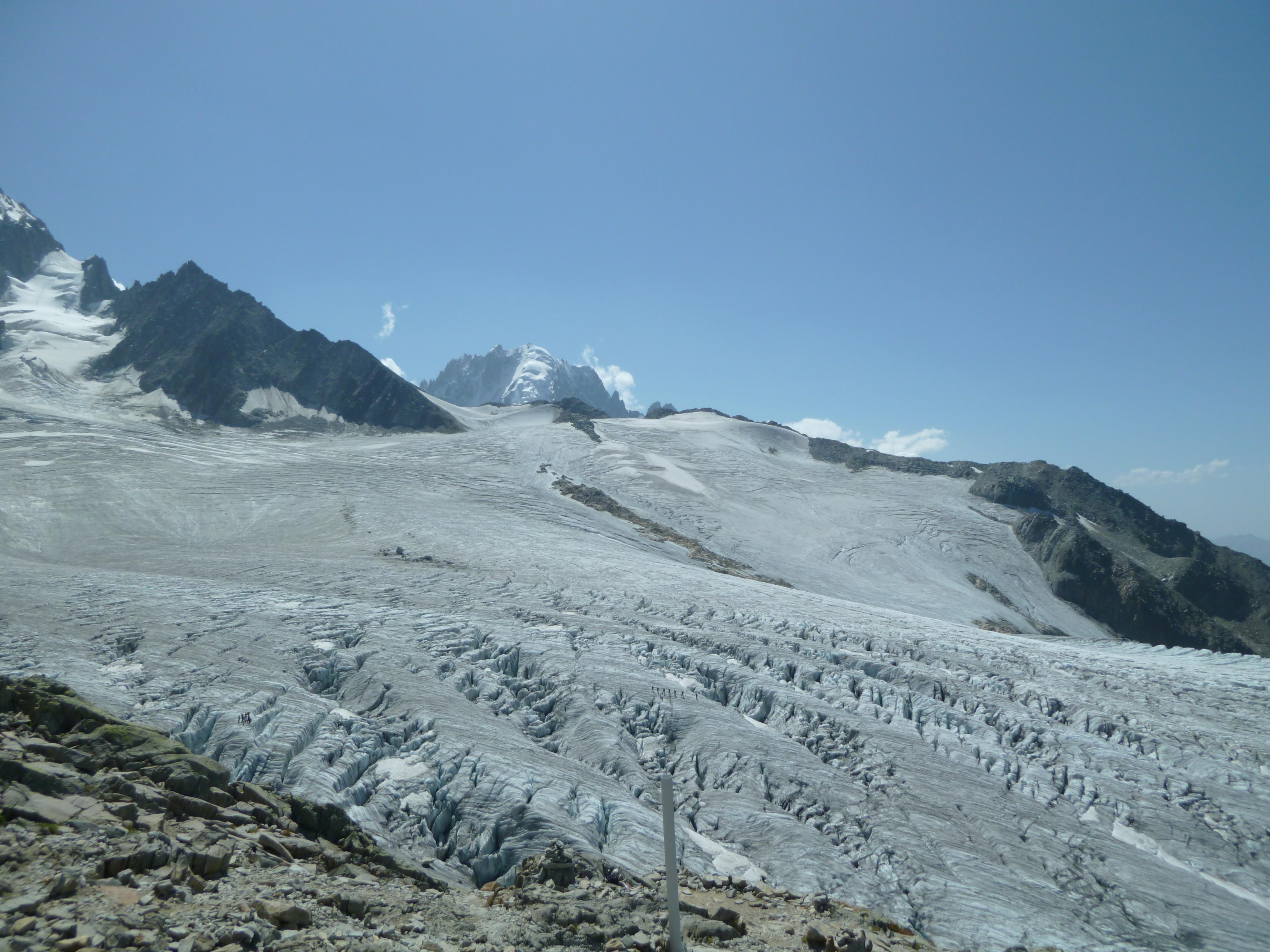 Monte Bianco - turismo Les Houches - ViaMichelin
