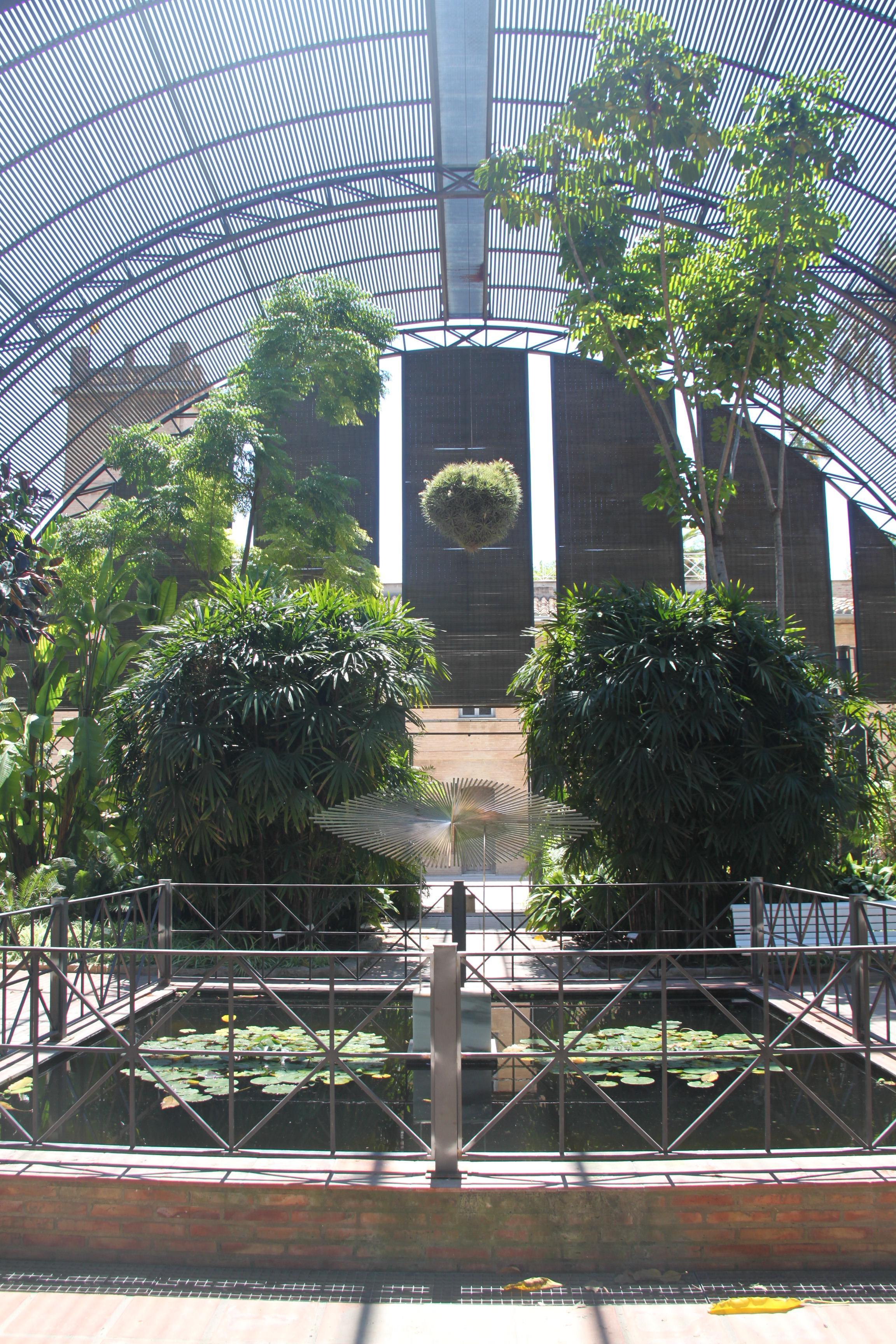Botanischer Garten Italien Gardasee: Tourismus Valencia