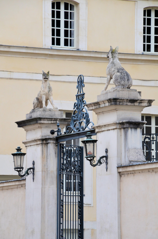 Tourismus nancy sehensw rdigkeiten viamichelin for Rue catherine opalinska nancy