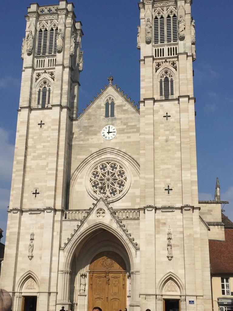 cattedrale di san vincenzo a chalon sur sa ne turismo chalon sur sa ne viamichelin. Black Bedroom Furniture Sets. Home Design Ideas