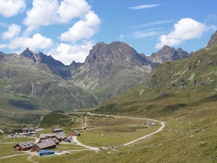 Giro del lago della silvretta turismo sankt gallenkirch for Planimetrie della cabina del lago