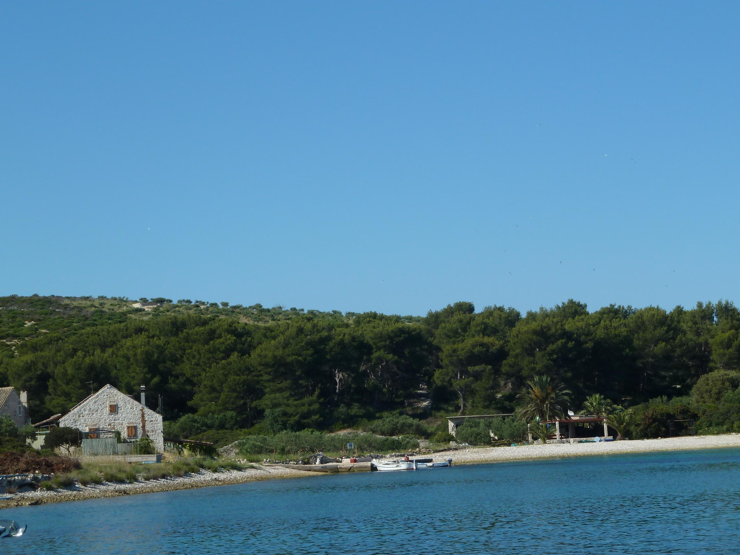 Pakleni islands hvar tourism viamichelin for Hvar tourismus