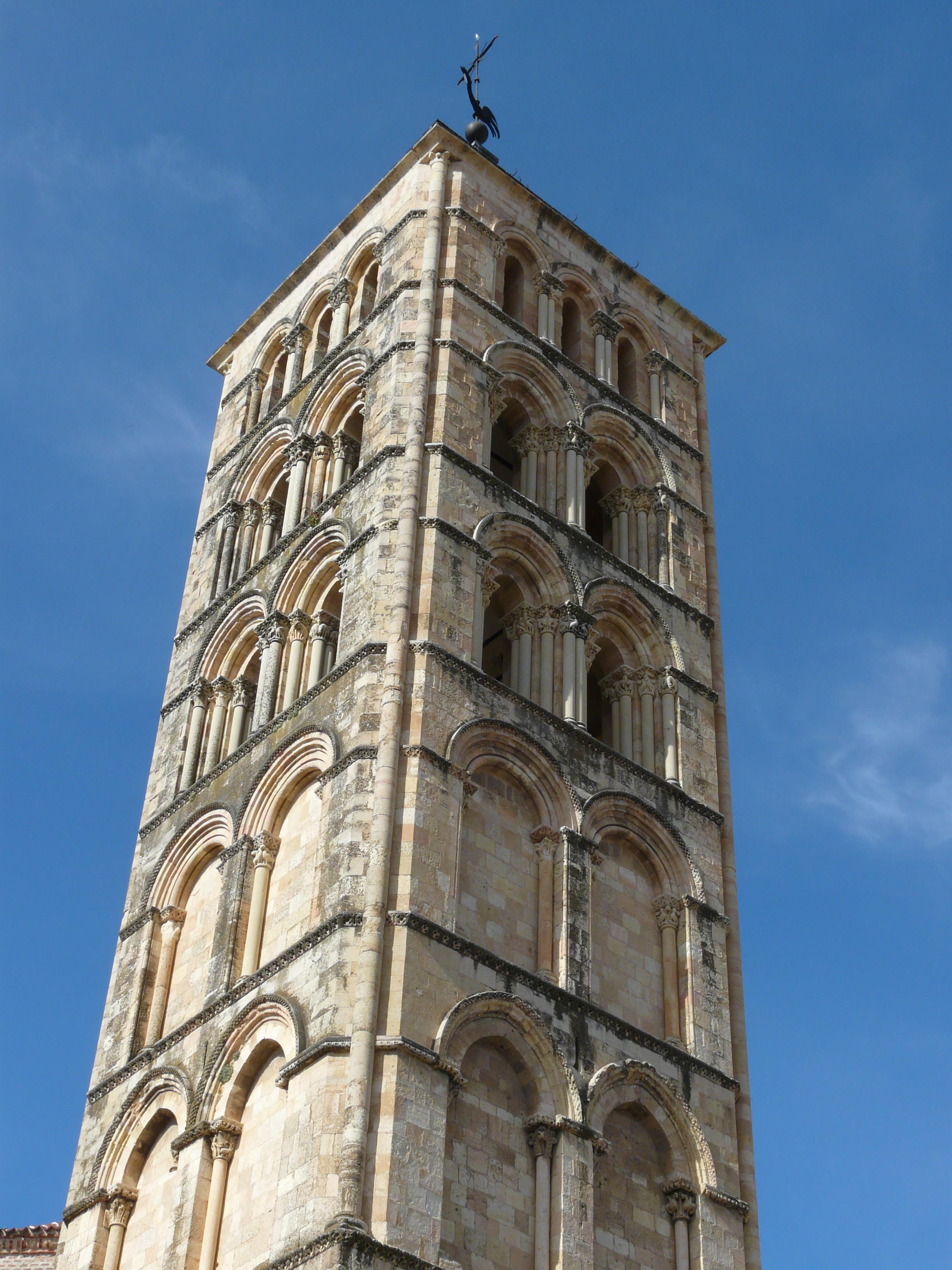 Iglesia de San Juan de los Caballeros - turismo Segovia ...