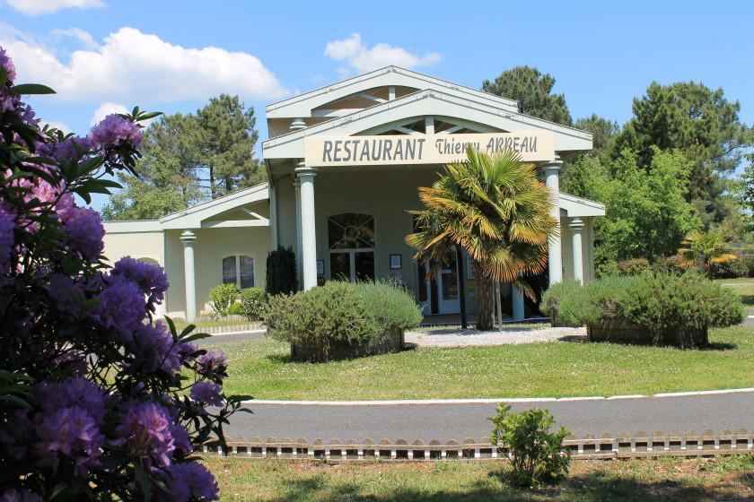 Restaurant Saint Aubin De Medoc