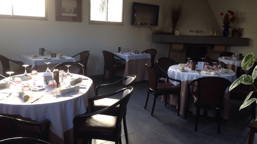 Restaurant Le Clos Gap Menu
