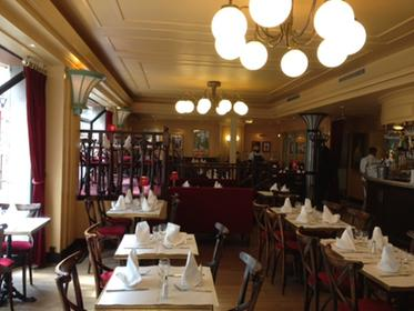 brasserie paul brasserie 76000 rouen michelin restaurants. Black Bedroom Furniture Sets. Home Design Ideas