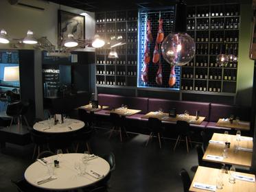 Restaurant St Etienne Aromatic