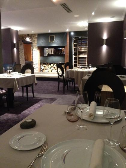 Restaurant Etoile Michelin Vannes