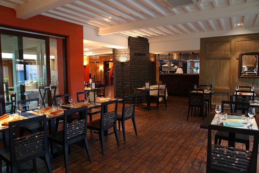 Restaurant La Coulemelle Saint Bonnet