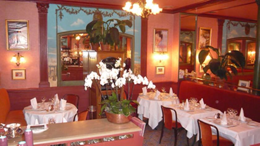 Carte Restaurant Le Petit Marguery Paris