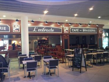 Restaurant Allee Des Arcades  Le Grand Quevilly