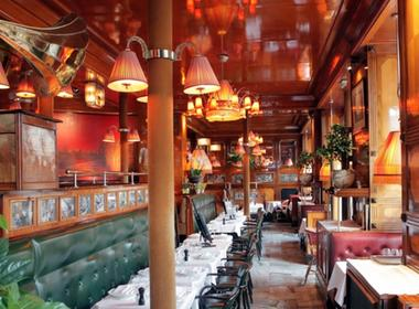 Restaurants Poisson Paris Eme