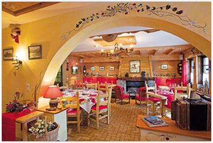 Restaurant Le Bois Joli St Paul En Chablais