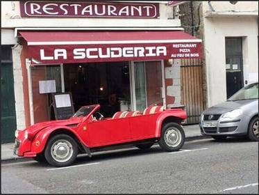 Restaurant Dax Saint Pietro