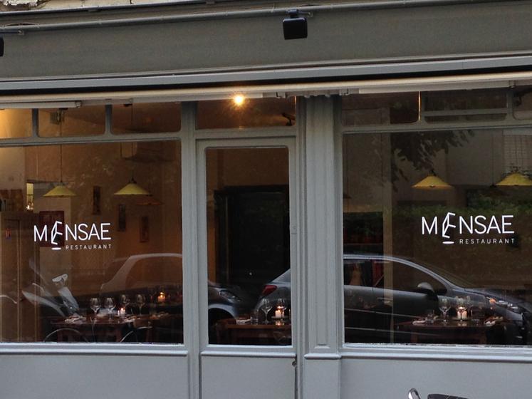 Restaurant Rue Melingue