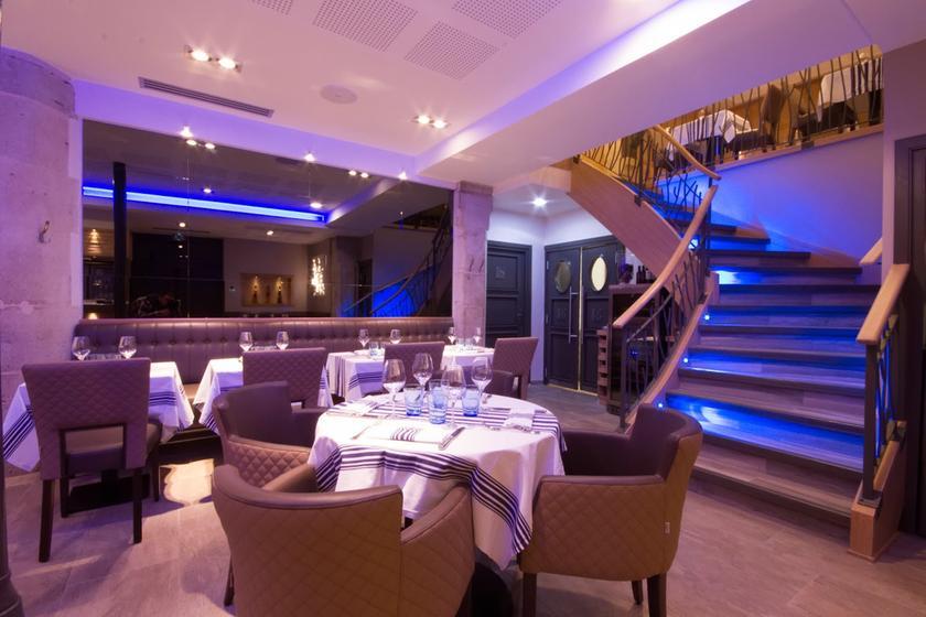 le bayonnais restaurant gastronomique 64100 bayonne michelin restaurants. Black Bedroom Furniture Sets. Home Design Ideas