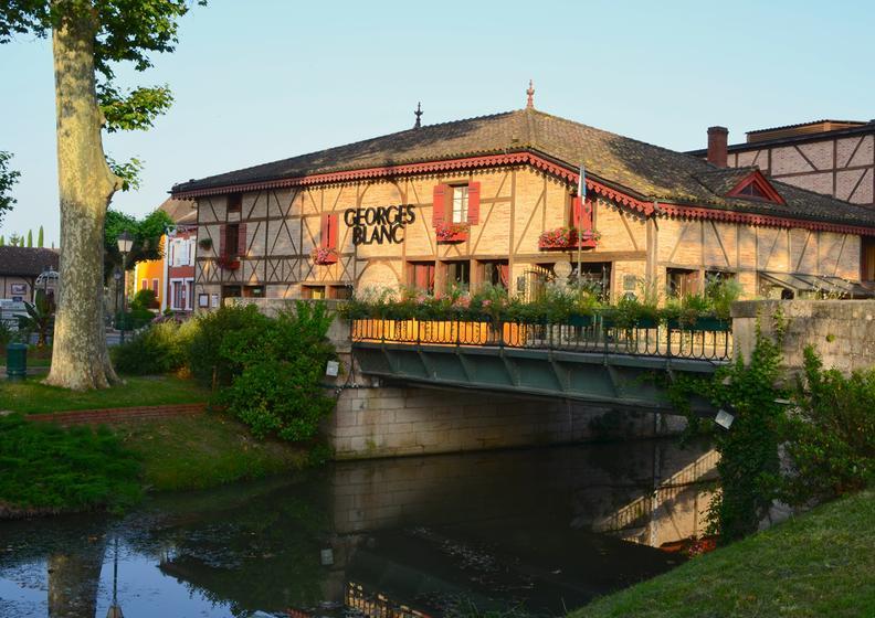 Georges Blanc Restaurant France