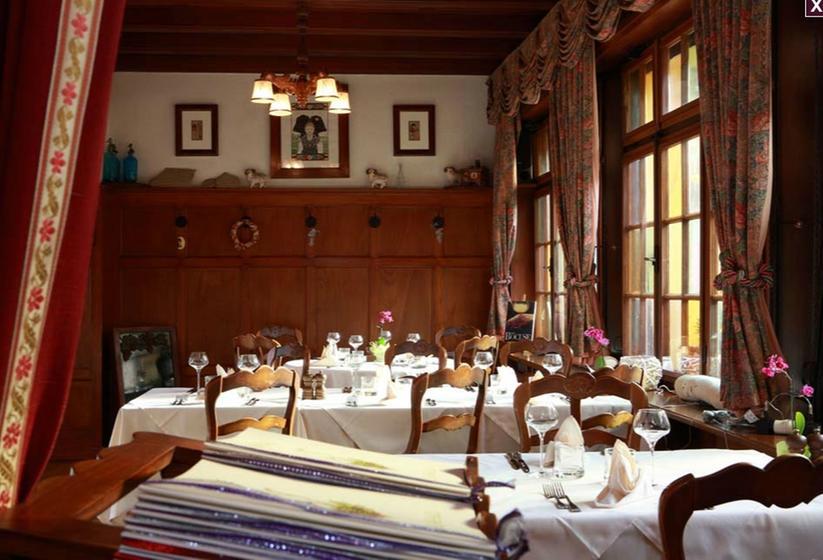 Hotel Restaurant A L Agneau Katzenthal