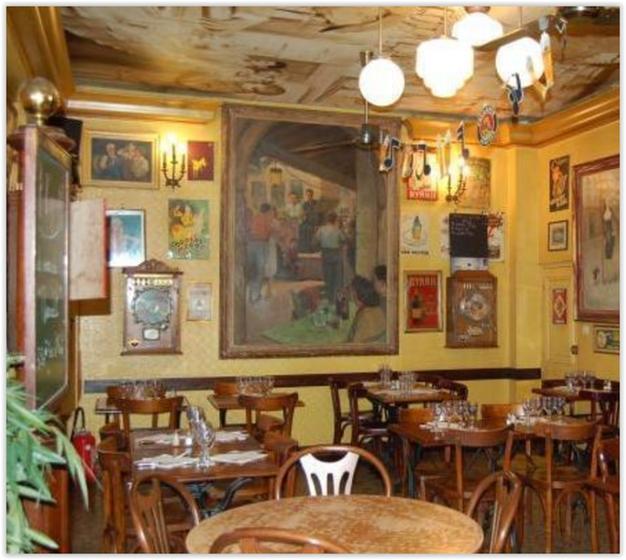 Restaurant Rue Bernard Palissy Tours