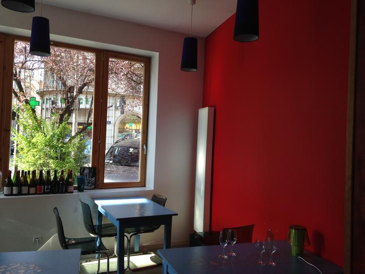 Restaurant Lyon Menue Au Poisson